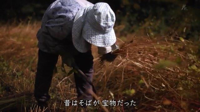 新日本風土記-蕎麦
