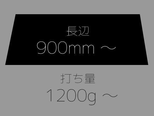 麺切板900mm~